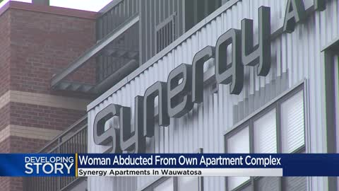 Woman abducted from Mayfair Collection apartments by masked men...